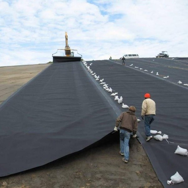 Excellent Tensile Strength and Puncture Resistance of Composite Geomembrane