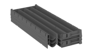 BQ core tray
