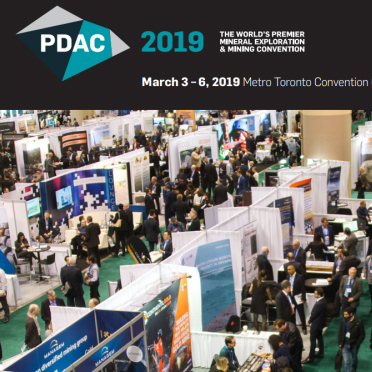 Prospectors and Developers Association of Canada 2019