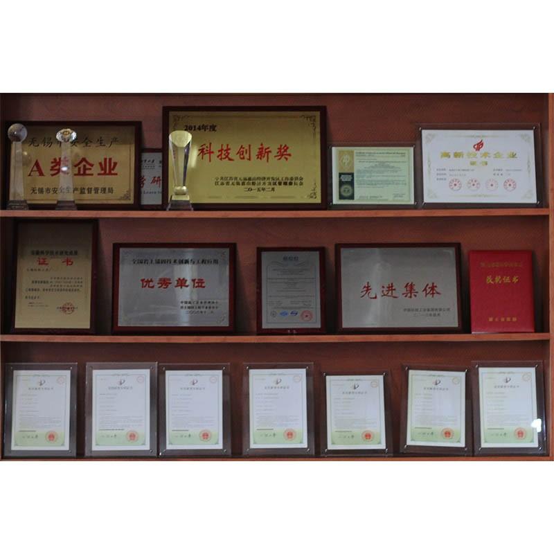 Certificados de Honra e Patentes