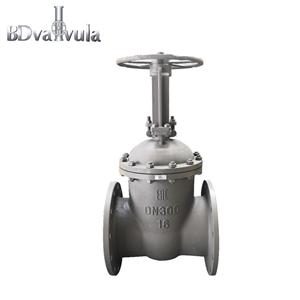 GOST Cast Iron Stem Forging Gate Valve Price List