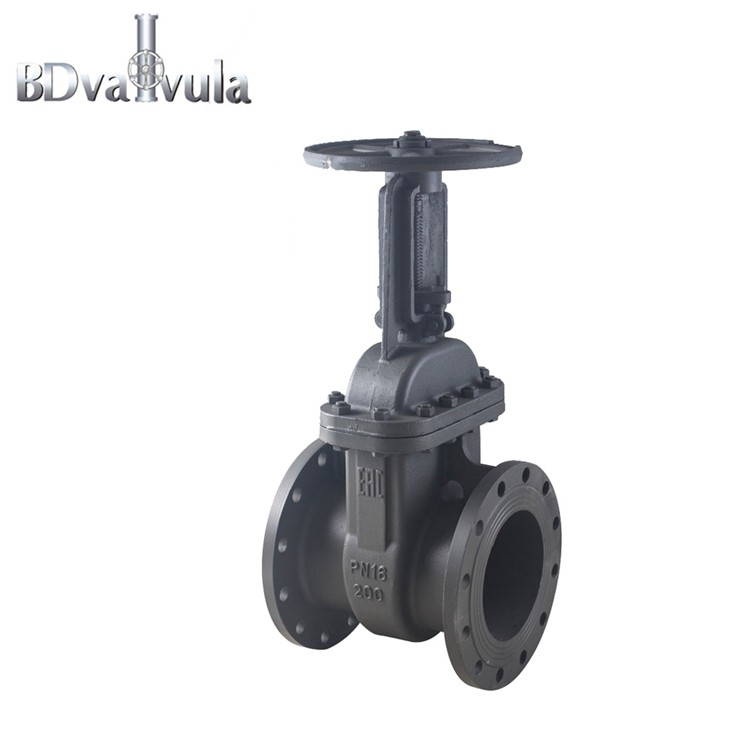 EAC PN16 Wedge Carbon SteeL#20 Steel Gate Valve Gost For Water