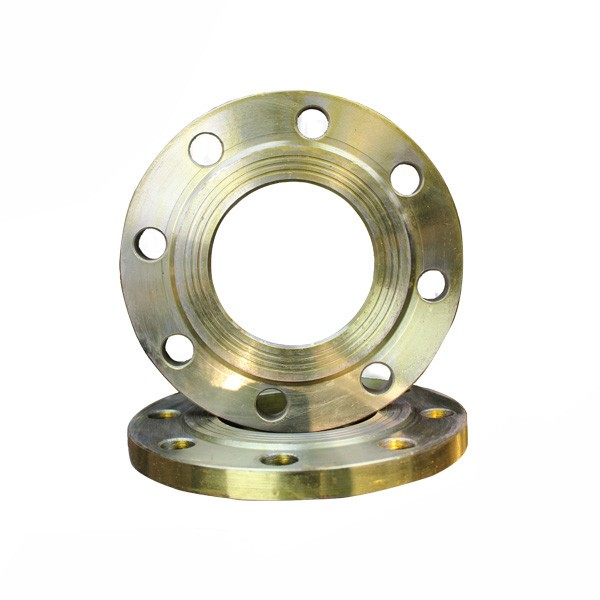 JIS 10K FF Plate Flange Anti-rust Oil