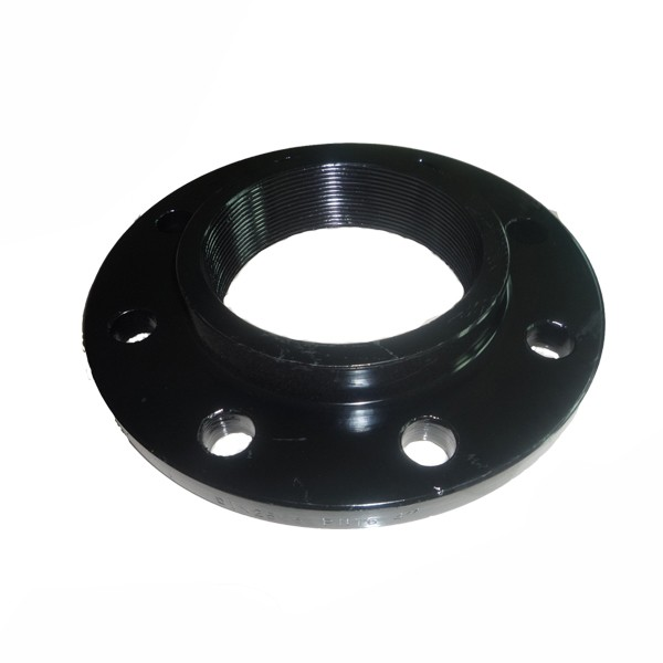 ANSI Slip On Class 150 Flange With Black Paint