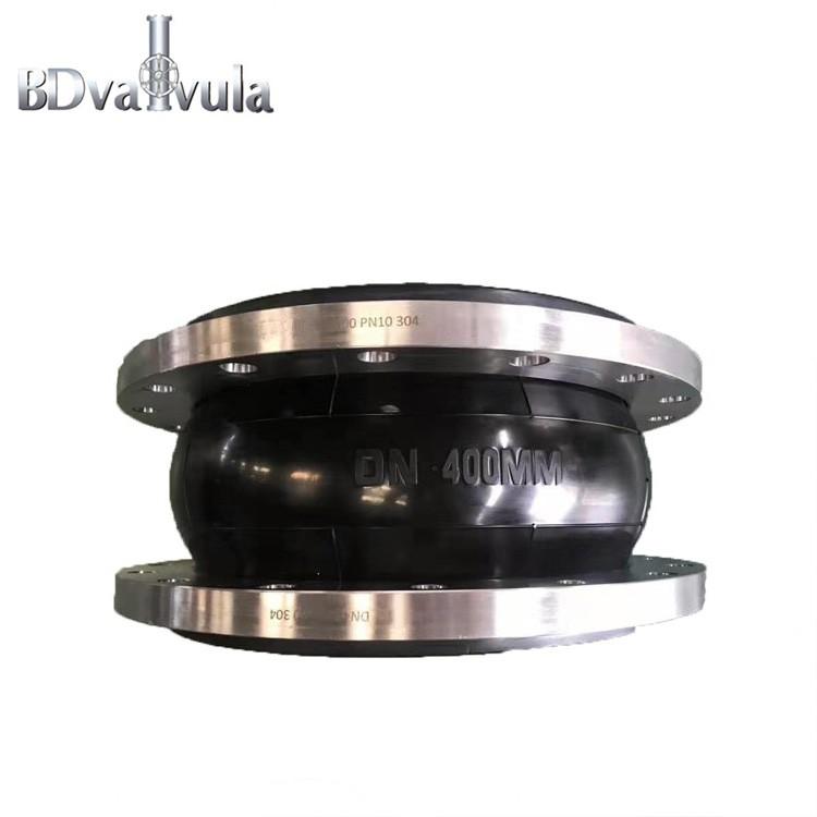 法兰式波纹管橡胶膨胀节制造商