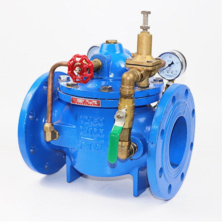 Pressure Relief Control Valve