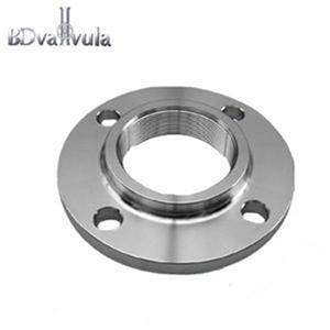 Factory BS 5K RF Steel Plate Flange