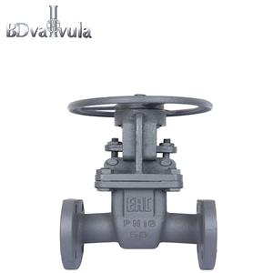 Gost Gate Valve Z41H Carbon Steel PN16 Used In Water,oil And Gas