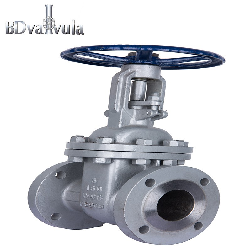 API class 150 handle wheel wcb gate valve with hard sealing