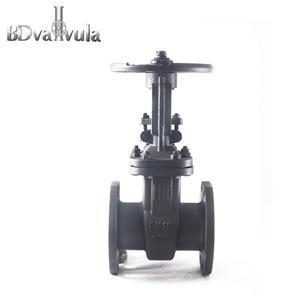 GOST LCB /carbon steel flanged gate valve for water 