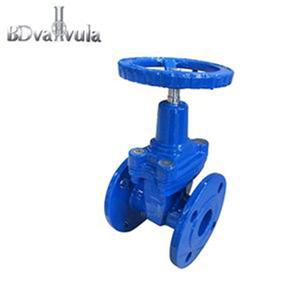 BS5163 Soft Seal PN16 cast iron gate valve