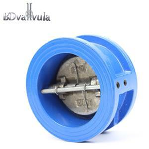 Wafer Butterfly Forged Check Valve Non-return Valve