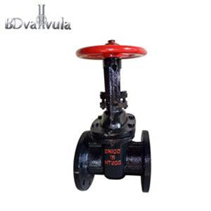 Z41T Z44T GB cast iron Body Brass seal black gate valve