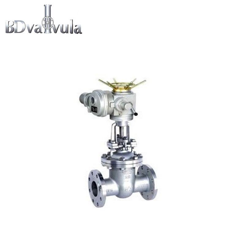API 6a stainless steel gate valve 150lbs 300lbs 600lbs flange gate valve