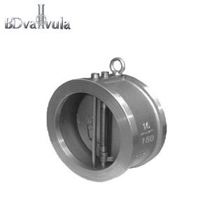 Stainless Steel 316 wafer check valve