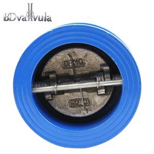 Ductile iron PN16 wafer type check valve