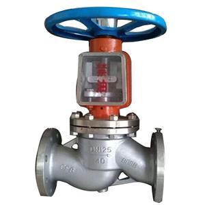 DN125 oxygen special globe valve