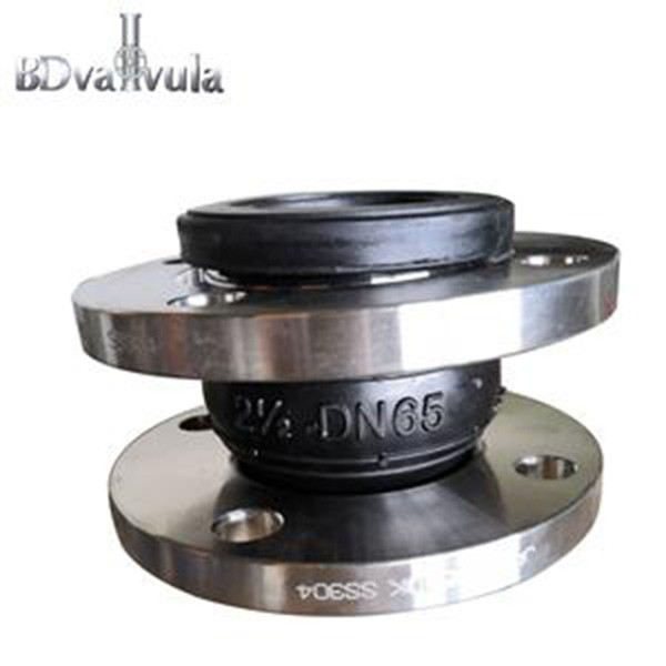 SS304/SS316 PN16/150LB Flange End Expansion Joint With EPDM Rubber