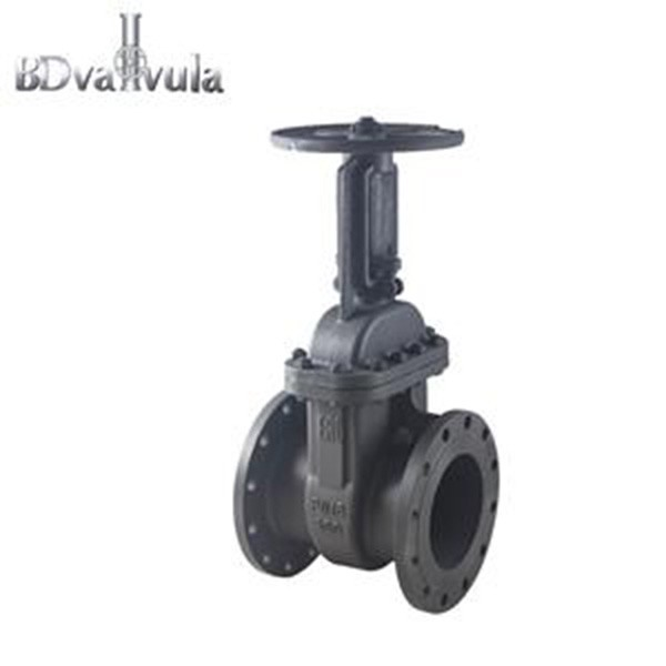 GOST Russian Standard Gate Valve For Oil And Gas
