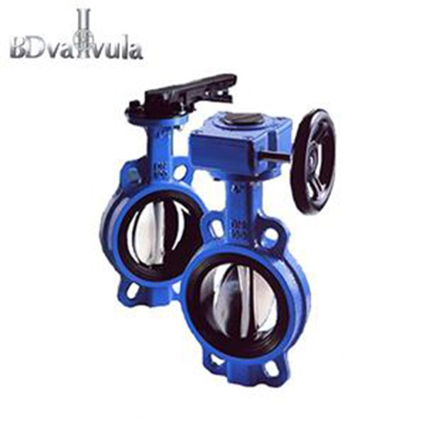 Ductile Iron Wafer Type EPDM Butterfly Valve Manufacturers, Ductile Iron Wafer Type EPDM Butterfly Valve Factory, Supply Ductile Iron Wafer Type EPDM Butterfly Valve