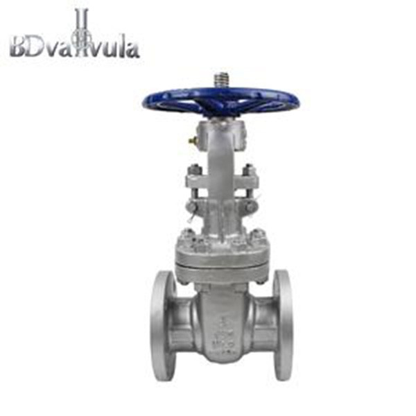 API 600 Gate Valve For Oil And Gas