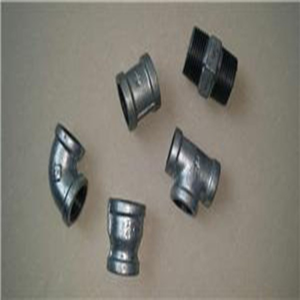Malleable Cast Iron Pipe Fittings