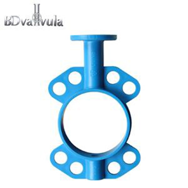 Blue Plastic Butterfly Valve Manufacturers, Blue Plastic Butterfly Valve Factory, Supply Blue Plastic Butterfly Valve
