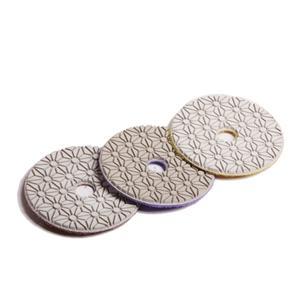3 koraka dijamantski poliranje jastučića