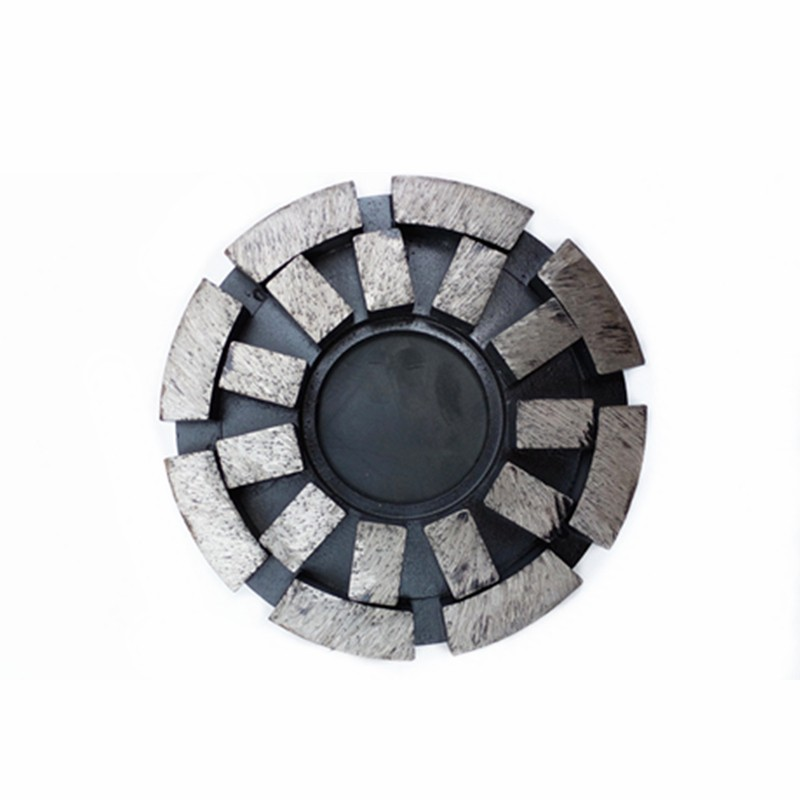 Diamond Satellite Wheel For Rough Grinding