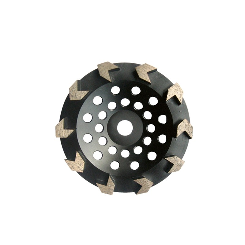Diamond Grinding Cup Wheels For Concrete