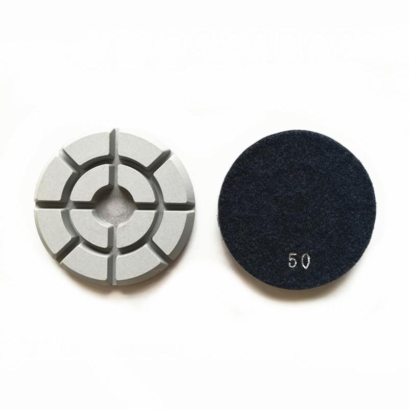 دیسک سنگ زنی رزین الماس برای بتن