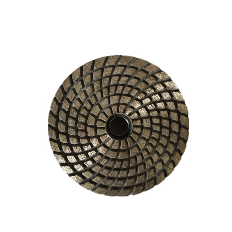 Metal Bond Diamond Polishing Pads