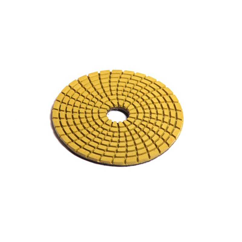 Diamond Flexible Polishing Pads Wet Use