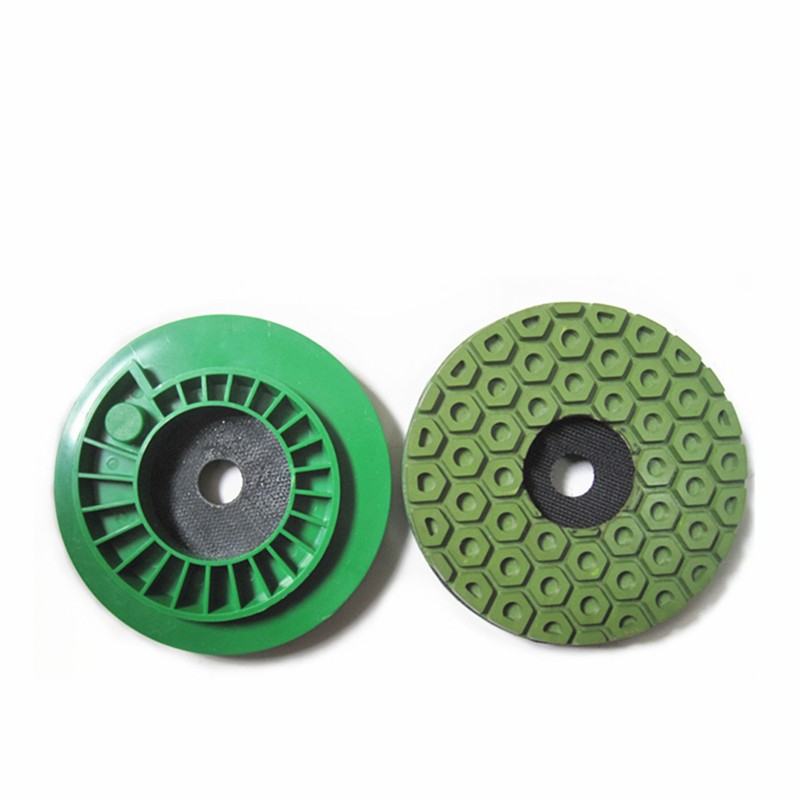 Edge Chamfering Diamond Polishing Pads