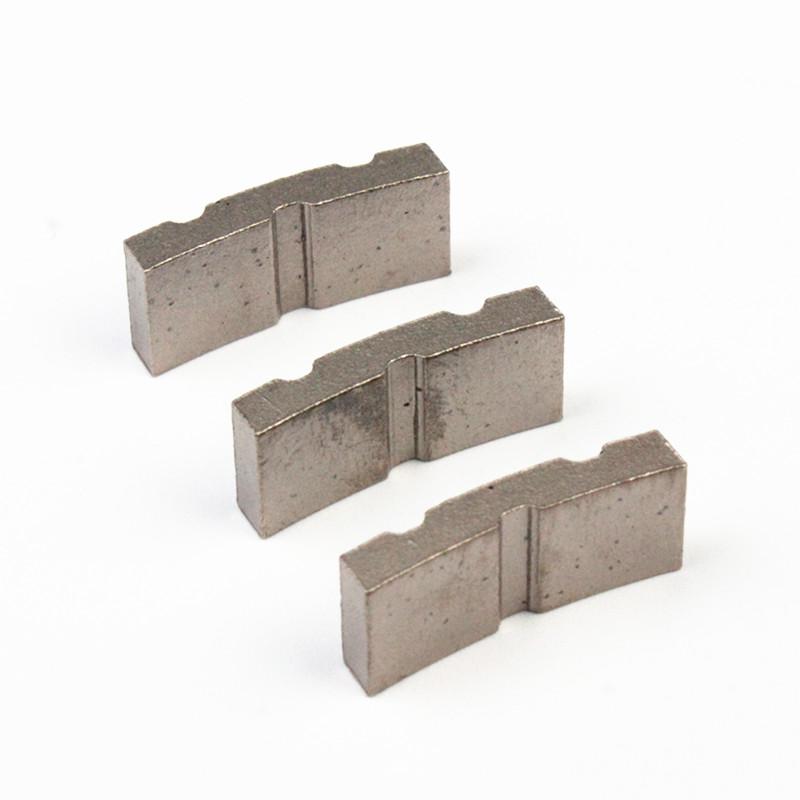 concrete drilling segment