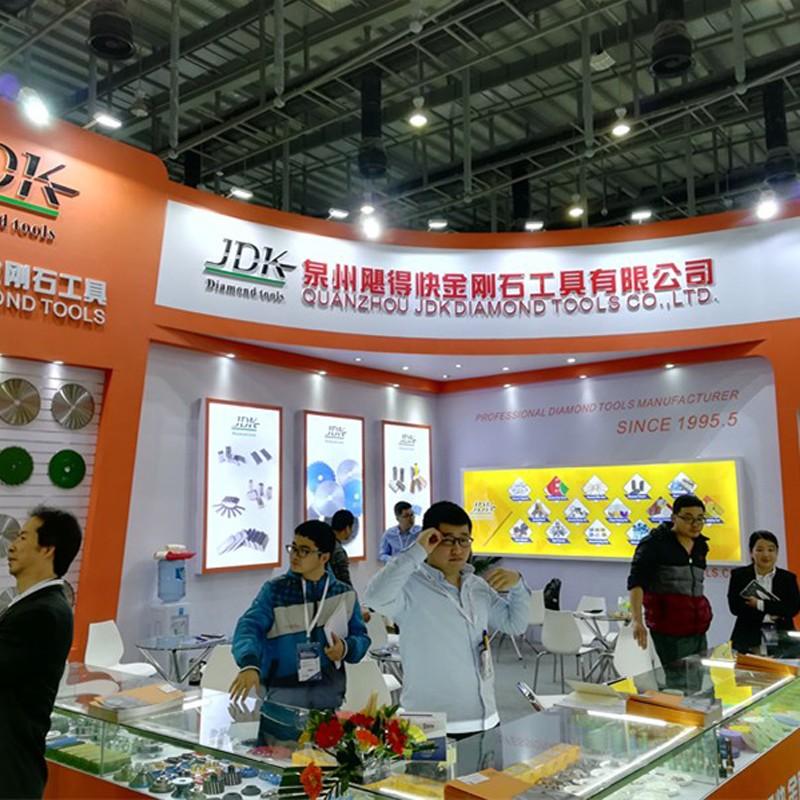 JDK assisteix a la Fira de Pedres de Xiamen 2019
