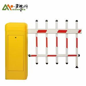 Remote Control Car Parking Barrier Gate