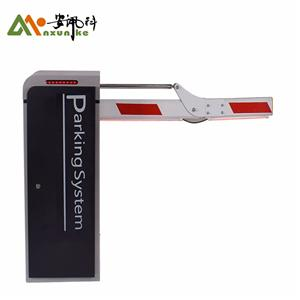 Brushless DC Motor Boom Barrier Gate Design