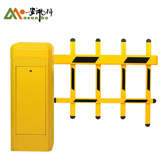 Straight Fence Folding Automatic Boom Barrier