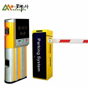 RFID Auto Barcode Ticket Car Parking System