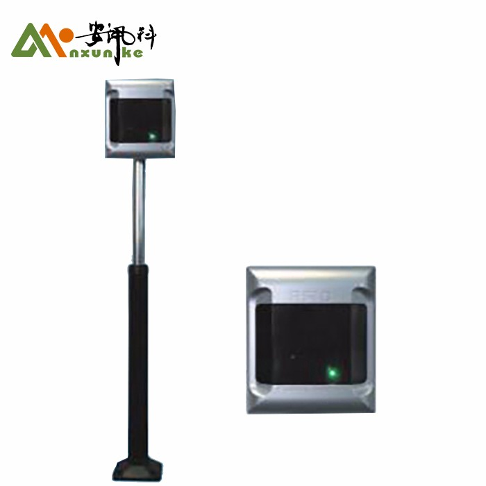 RFID Bluetooth Smart Automated Car Parking System