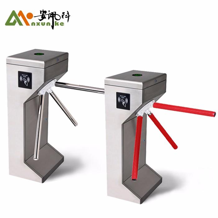Access Control System Security Turnstile Gate Price