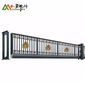 Automatic 304 Stainless Steel Sliding Gate