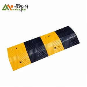 Rubber Speed Bumps Road Ramps Speed Humps