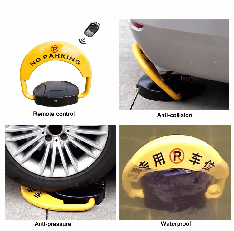 Waterproof Automatic Car Parking Lock For Parking Manufacturers, Waterproof Automatic Car Parking Lock For Parking Factory, Supply Waterproof Automatic Car Parking Lock For Parking