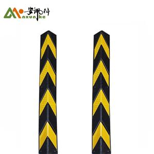 Rubber Material Wall Protector Corner Guards
