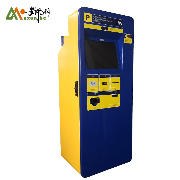 Parking ticket box and payment machine with parking system for parking lot Manufacturers, Parking ticket box and payment machine with parking system for parking lot Factory, Supply Parking ticket box and payment machine with parking system for parking lot