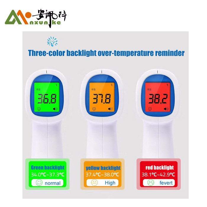 Digital Non contact infrared forehead thermometer Manufacturers, Digital Non contact infrared forehead thermometer Factory, Supply Digital Non contact infrared forehead thermometer