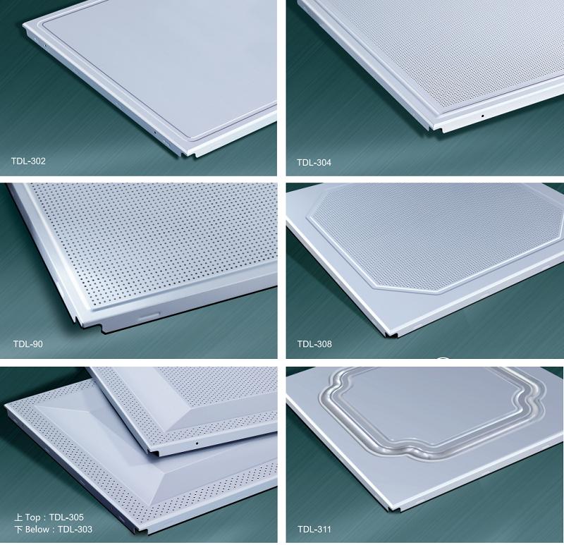 Soundproof aluminum Ceiling