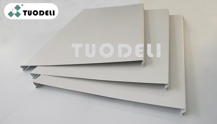 Aluminum Lath Ceiling